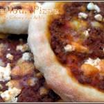 Matloua pizza bolognaise