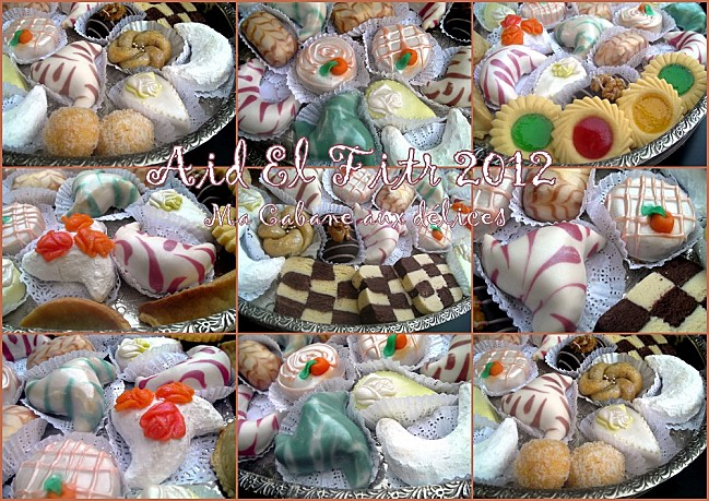 Gateaux Aid el fitr 2012 photo 2