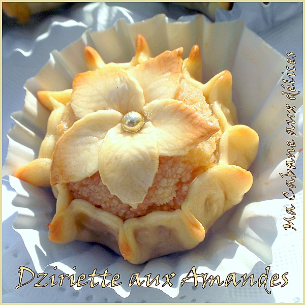 Dziriette aux amandes photo 6