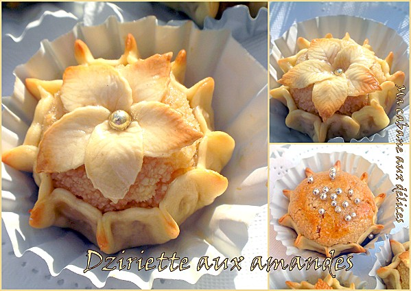 Dziriette aux amandes photo 7