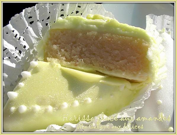 Harissa glace aux amandes photo 4