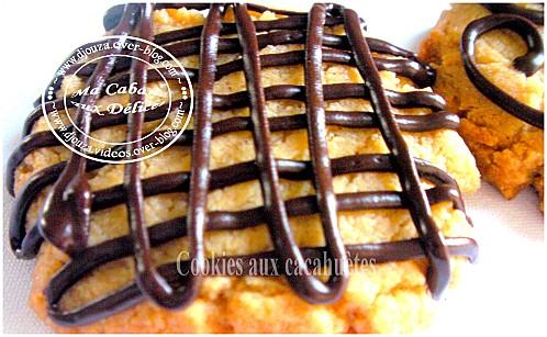 Cookies aux cacahuètes 007