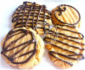Cookies aux beurre de cacahuetes