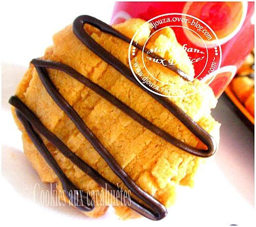 Cookies aux cacahuètes 013