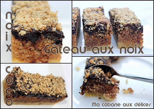 Gateau aux noix photo 4