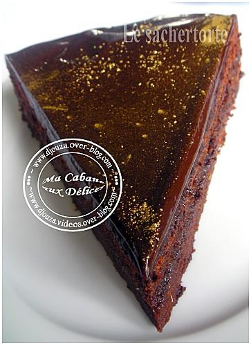 Sacher torte 012