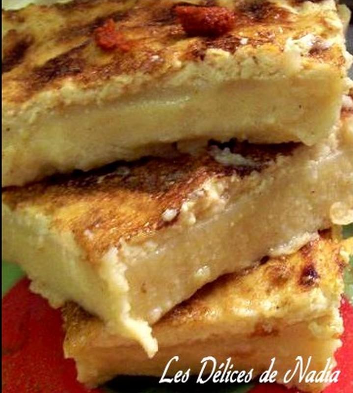 La Cuisine Algerienne: Karantika Ou Calentica