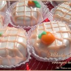 Mkhabez amande orange gateau algerien