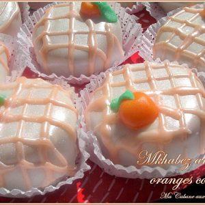 Gâteau Mkhabez (à l'orange)