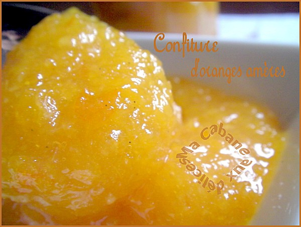 confiture d 39 oranges am res recettes faciles recettes. Black Bedroom Furniture Sets. Home Design Ideas