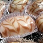 Gateau noix de coco glacé