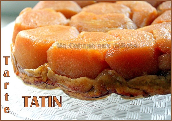 Tarte tatin photo 1