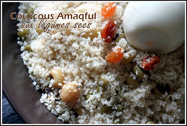 Couscous amaqful legumes secs photo 1