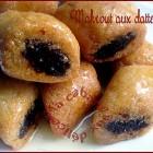 Makrout aux dattes & amandes