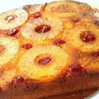 Gateau a l'ananas antillais