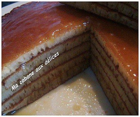Gateau pancake