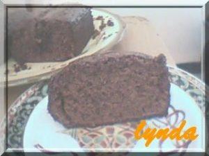 cake moelleux au nutella