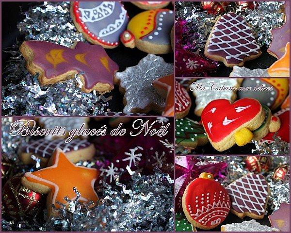 Biscuits glaces moelleux de Noel photo 3