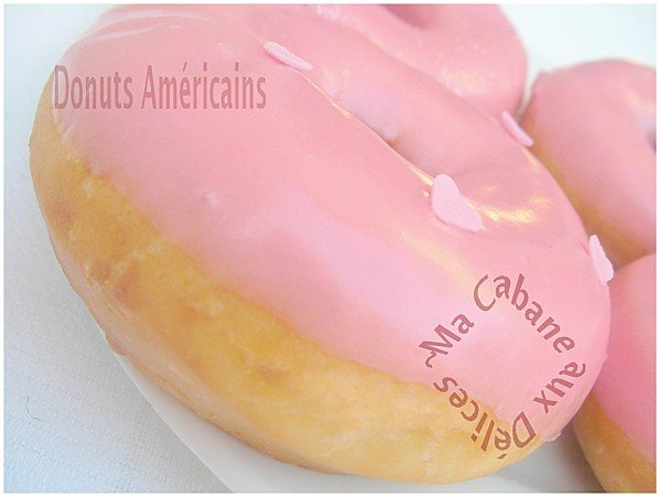 Donuts américains 004