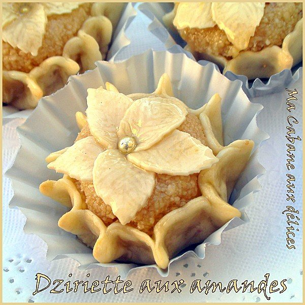 Dziriette aux amandes photo 4