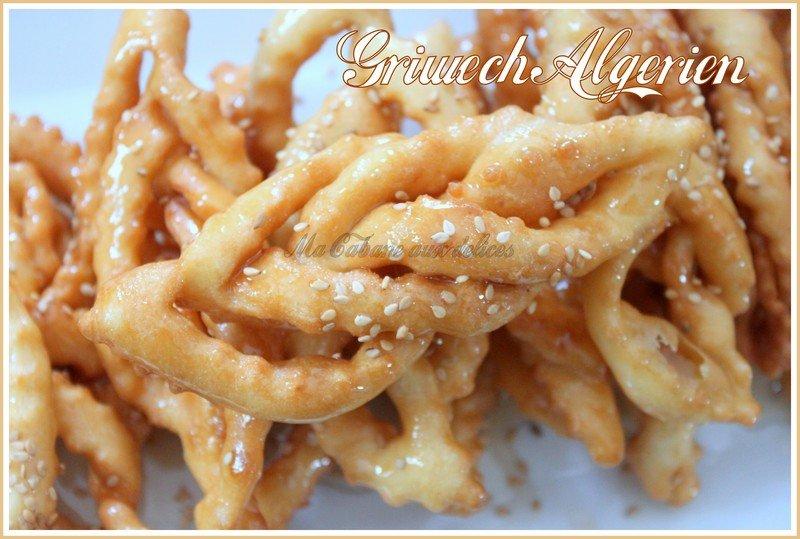 Un peu de tout griweche - Cuisine recette algerien ...