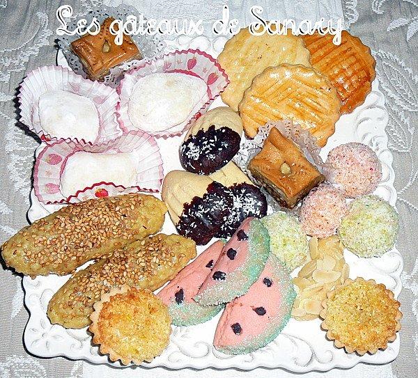 Les gâteaux de Sanary