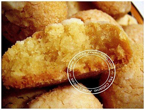 Macarons marocains 8