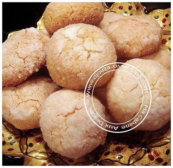 Macarons marocains 9