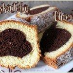 Mouskoutchou chocolat marbré