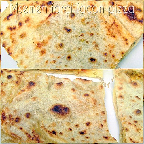Msemen pizza photo 5