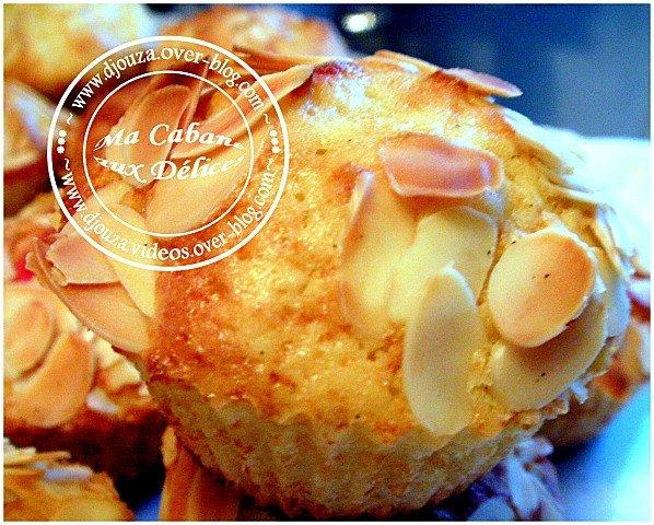 Recette de muffins gourmandes à la praline