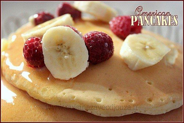 Pancakes epaisses photo 2