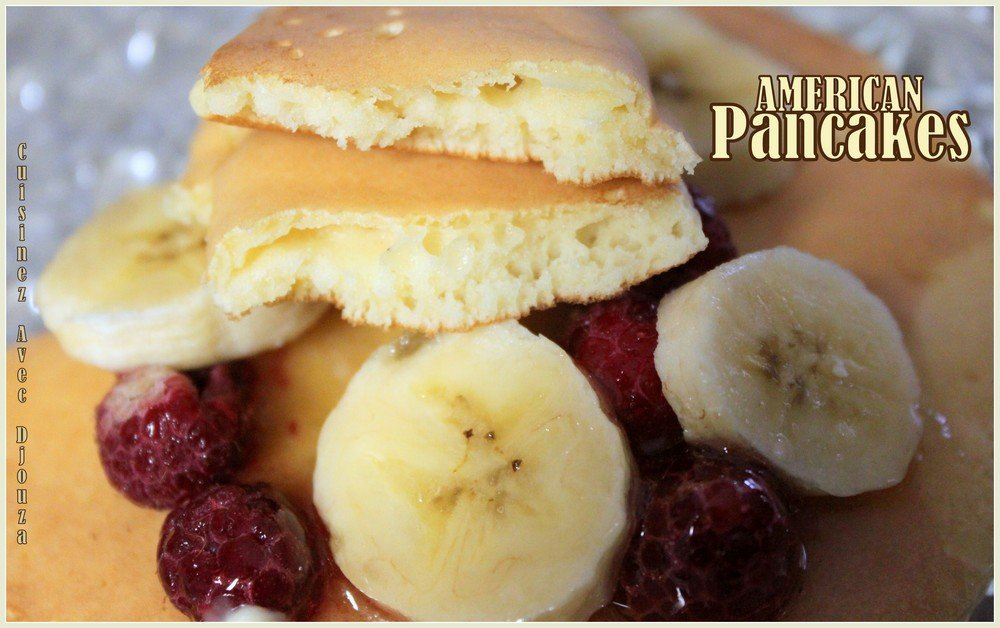 Pancakes epaisses photo 4