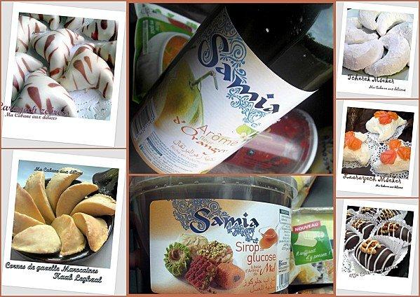 produits samia