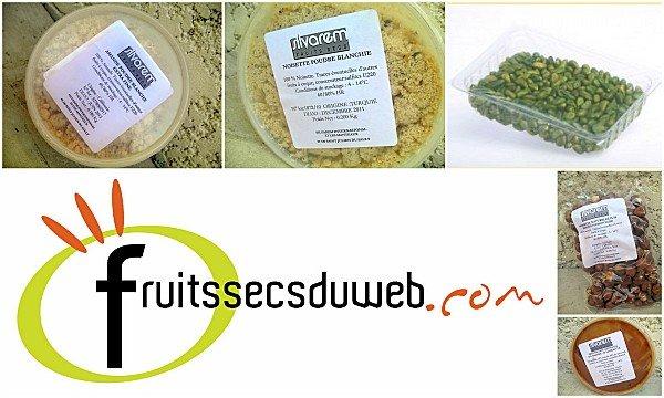 Partenariat fruits secs