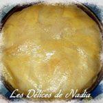Pastilla marocaine, au poulet et amandes