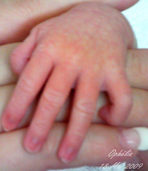 naissance ophélia