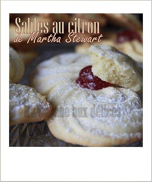 Sables au citron de Martha Stewart photo 4