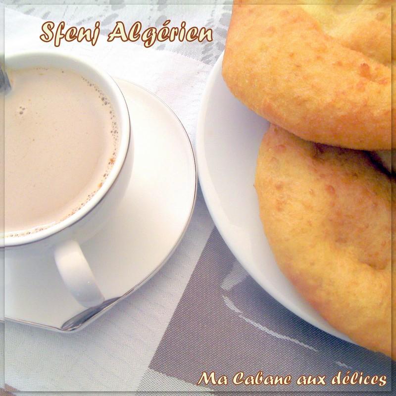 sfenj algerien