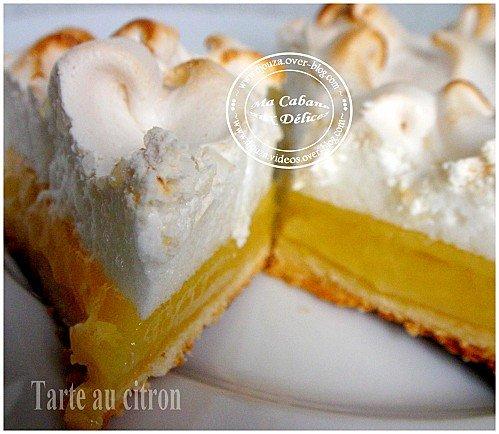 Tarte au citron 014