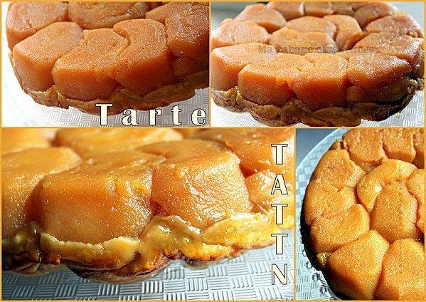 Tarte tatin facile aux pommes