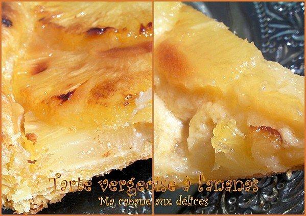 Tarte vergeoise a l'ananas 2 photo 5