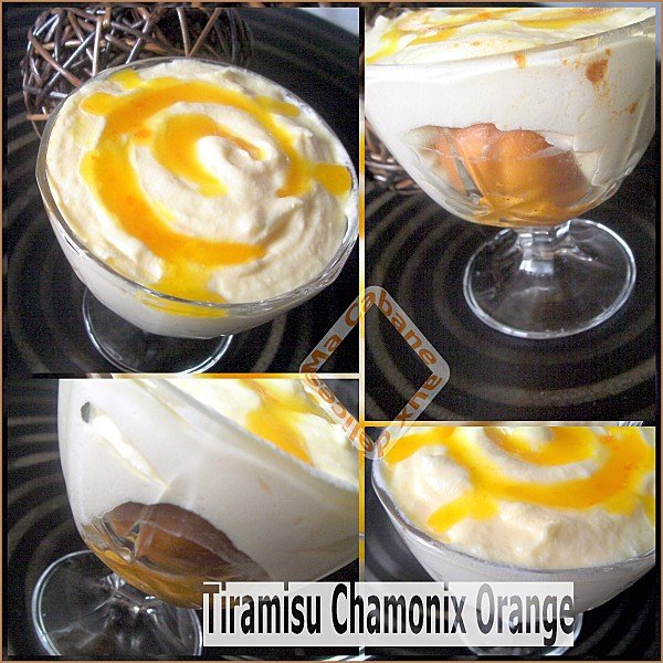 Tiramisu chamonix orange montage 1