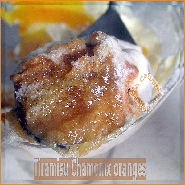 Tiramisu chamonix orange photo 2