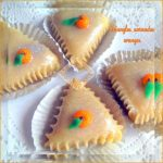 Triangles amandes