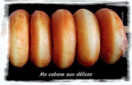 recette de donuts beignets legers