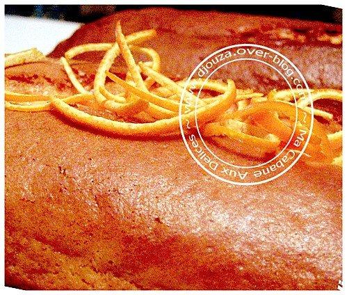 cake à l'orange 007