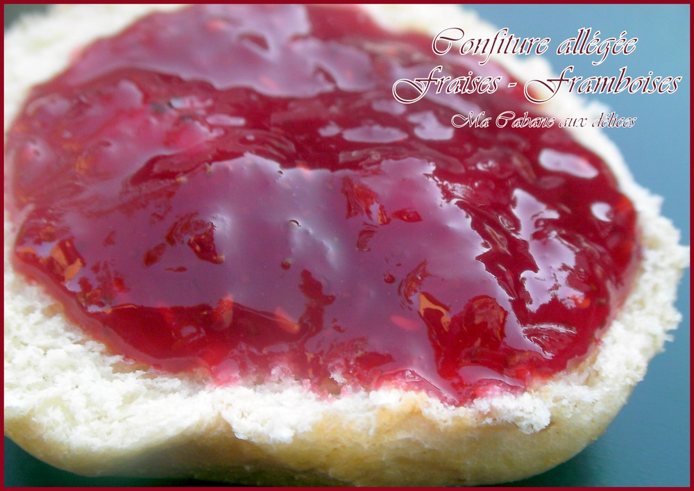 confiture framboises thermomix