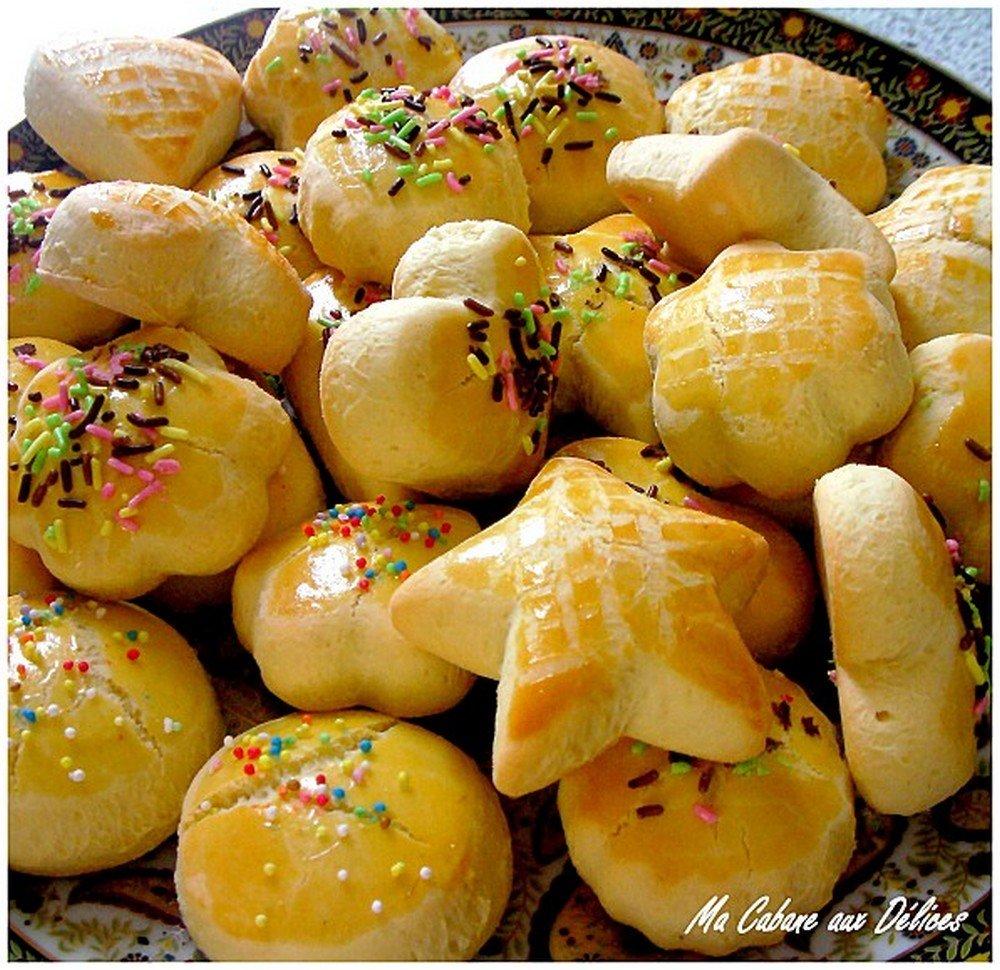 Gateau algerien Halwat tabaa
