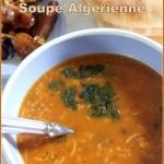 Harira soupe algerienne